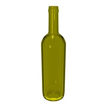 Glass bottle recognized as the best wine package by 95% of respondents